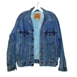 Levi's vintage Jean jacket men's small
